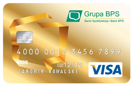 Visa Credit Gold
